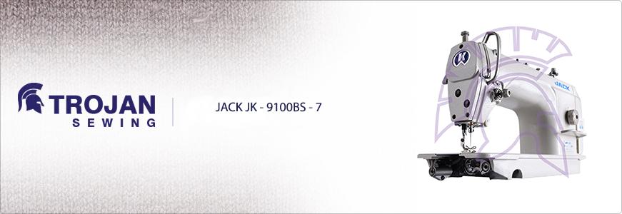Jack Automatic Plain Sewer JK-9100BS-7