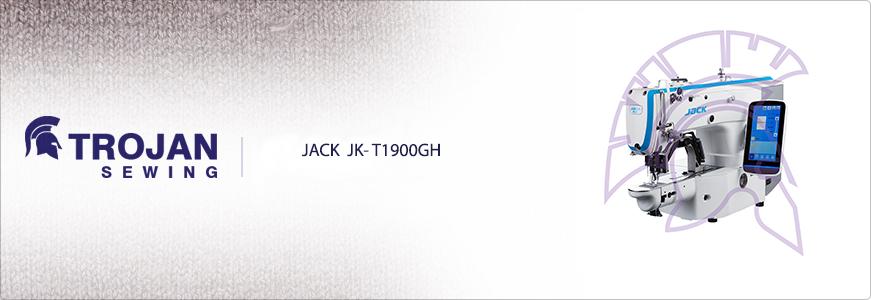 Jack JK-T1900 Bartack