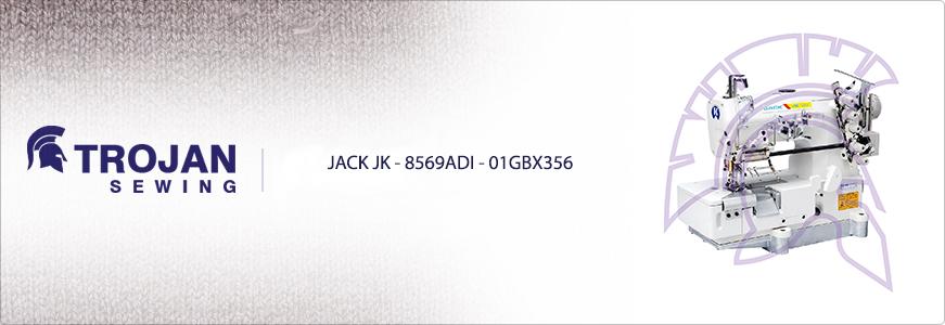 Jack Cover Seam JK-8569ADI-01GBX356