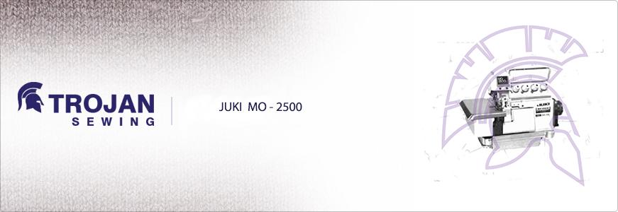 Juki Overlocker MO-2500