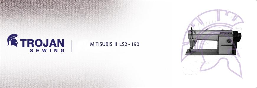 Mitsubishi LS2-190 Plain Sewer