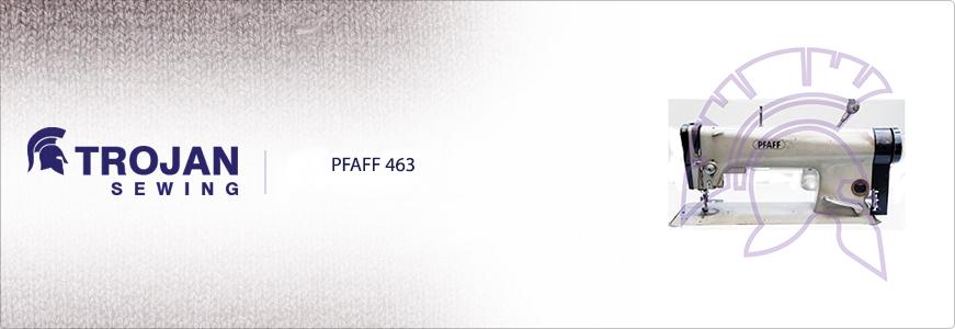 Pfaff 463 Plain Sewer