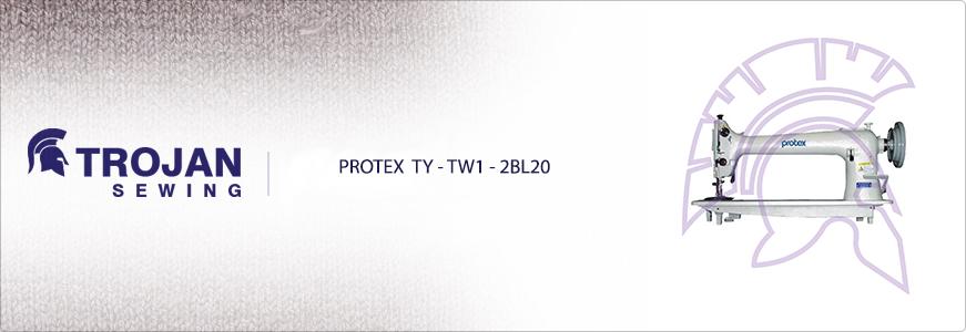 Protex TY-TW1-2BL20 Heavy Duty Long Arm Walking Foot