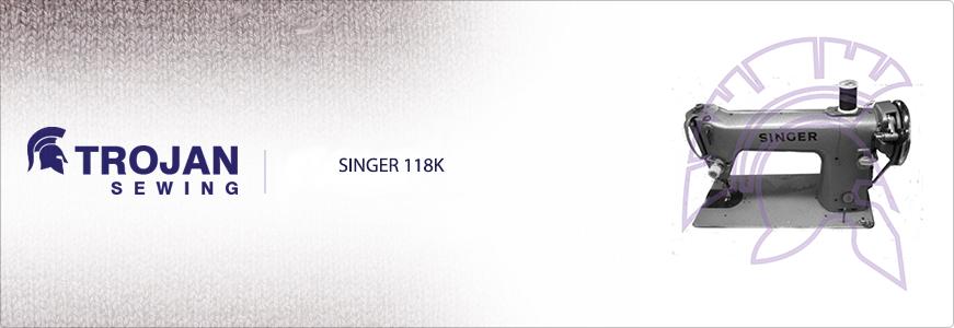 Singer 188K Plain Sewer