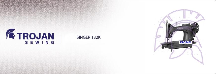Singer 132K Heavy Duty Walking Foot