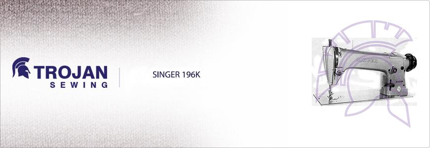 Singer 196K Plain Sewer