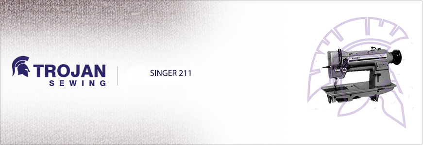 Singer 211U/G Compound Feed