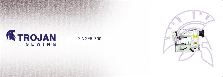 Singer 300 Tape Edge Parts