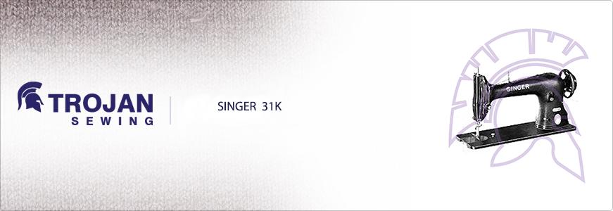 Singer 31K Plain Sewer