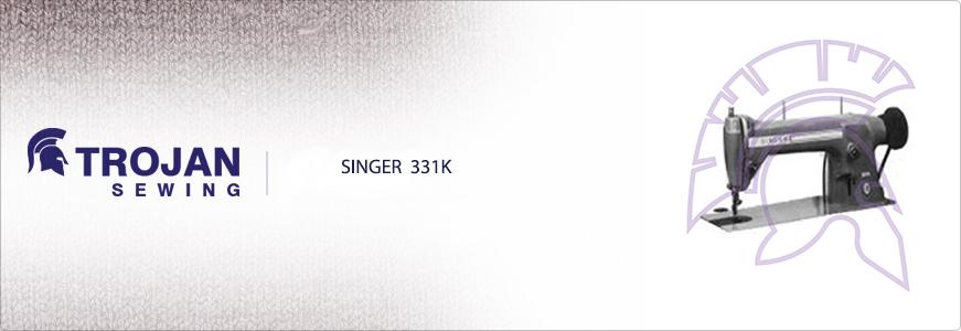 Singer 331K Plain Sewer