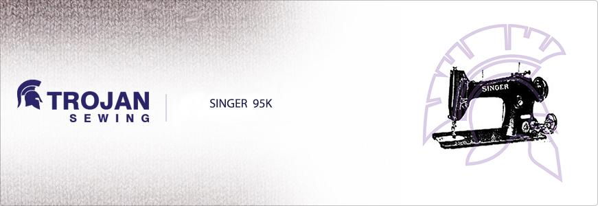 Singer 95K Plain Sewer