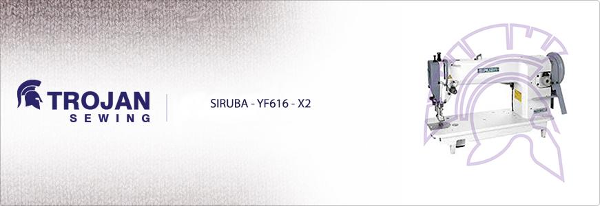Siruba YF616-X2 Walking Foot