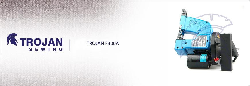 Trojan F300A Portable Bag Closer