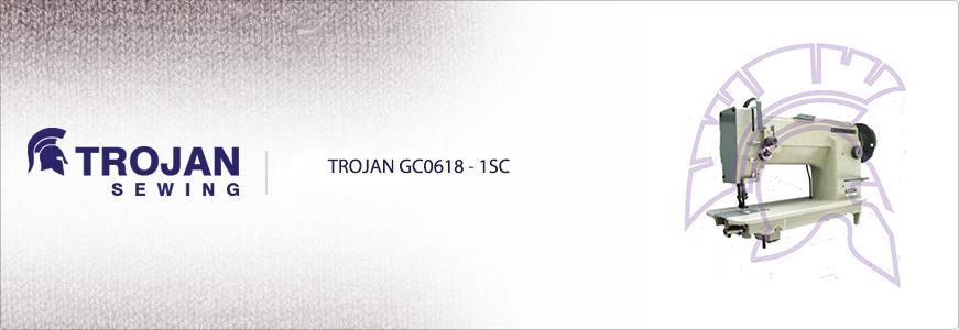 Trojan GC0618-1SC Compound Feed