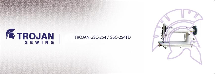 Trojan Long Arm Heavy Duty GSC-254 / GSC-254TD