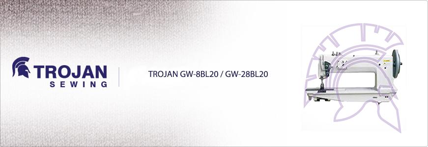 """Trojan 20""""Long Arm Heavy Duty GW-8BL20/GW-28BL20"""