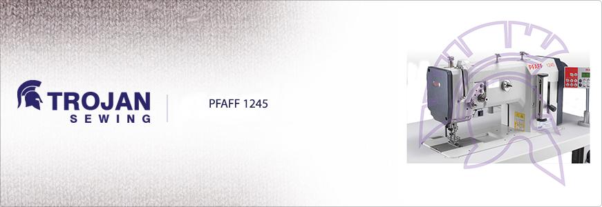 Pfaff 1245 Compound Feed