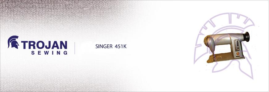 Singer 451K Plain Sewer