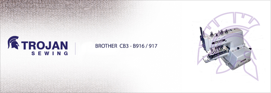 Brother CB3-B916/917 Button Sewer