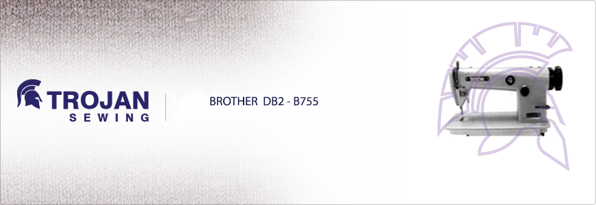 Brother DB2-B755 Plain Sewer