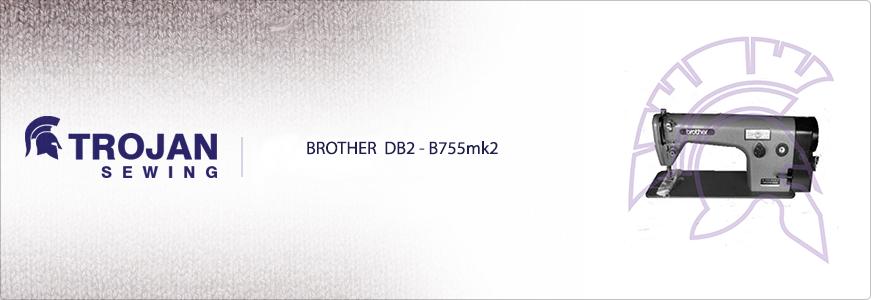 Brother DB2-B755mk2 Automatic Plain Sewer