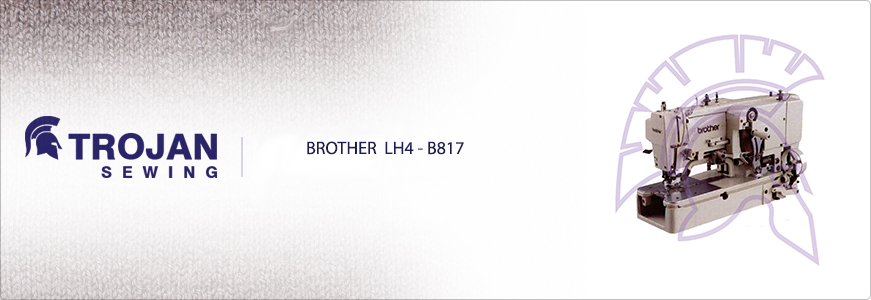 Brother LH4-B817 Button Hole