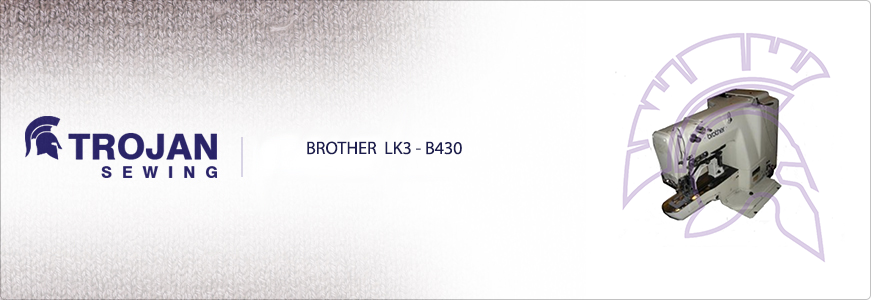 Brother LK3-B430 Bartack