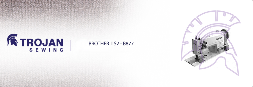 Brother LS2-B877 Compound Feed
