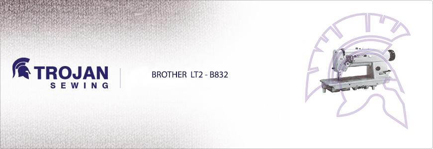 Brother LT2-B832 Twin Needle