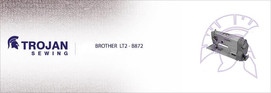 Brother LT2-B872 Twin Needle