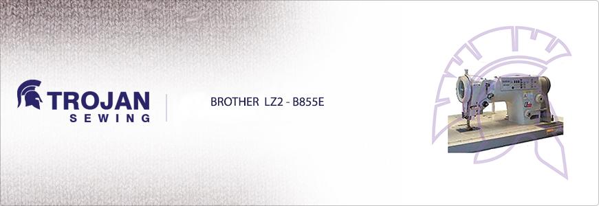Brother LZ2-B855E Zig Zag