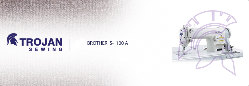Brother S-1000A Plain Sewer