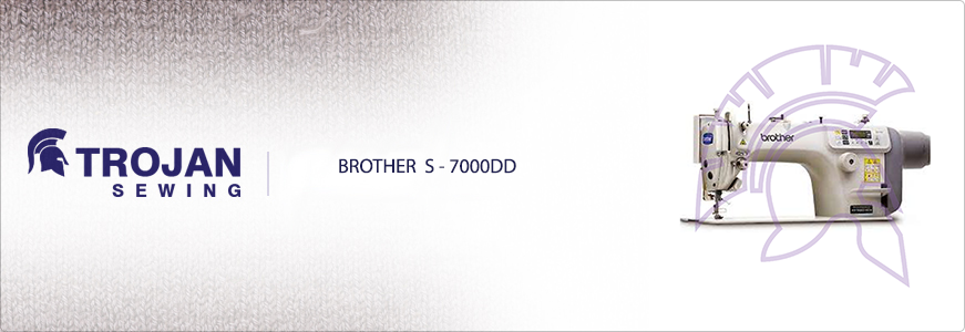 Brother S-7000DD Automatic Plain Sewer