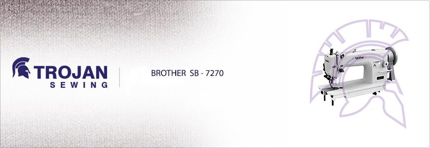 Brother SB-7270 Walking Foot