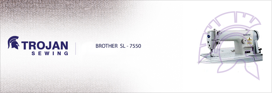 Brother SL-7550 Plain Sewer