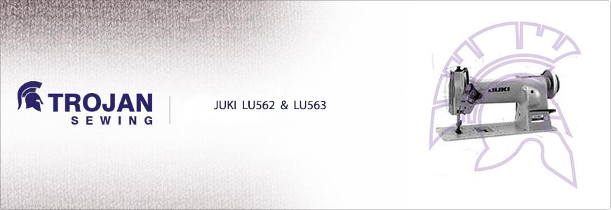 Juki Compound Feed LU562 & LU563