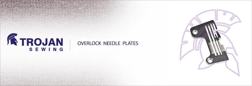 Overlock Needle Plates