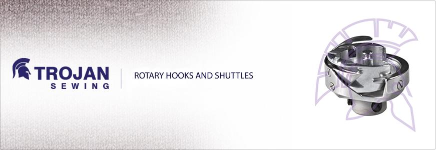 Rotary Hooks and Shuttles
