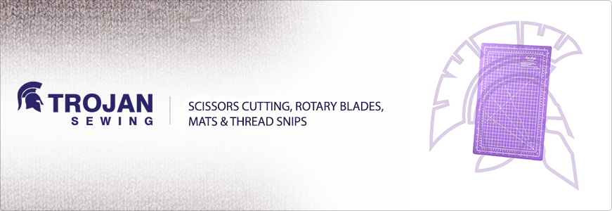 Scissors Cutting, Rotary Blades, Mats & Thread Snips