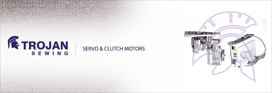 Servo & Clutch Motors