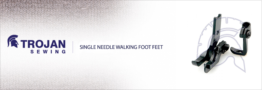 Single Needle Walking Foot Feet