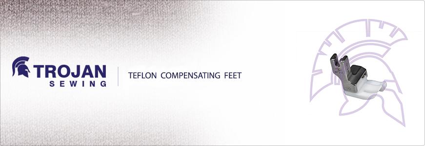 Teflon Compensating Feet