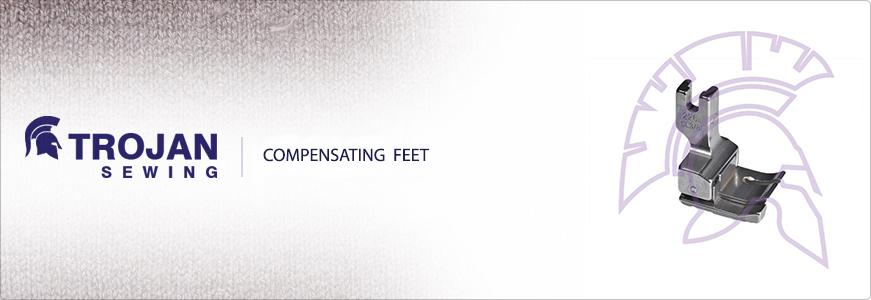 Compensating Feet